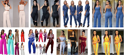 nice jumpsuits for ladies