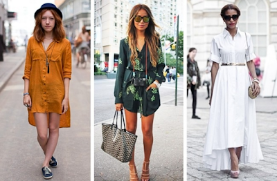 recommended shirt dresses for ladies