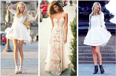 short or long lace dresses for ladies