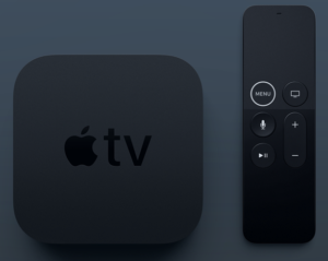 Apple TV 4K - 64 GB Kodi 17.6 Media Player Safari Browser