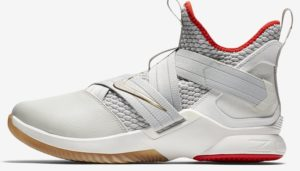 Nike Lebron Soldier 12 XII Basketball Shoes - side view