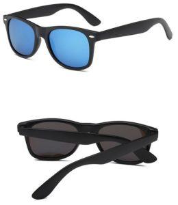 Unisex Polarized Sunglasses Outdoor Vintage Fashion Mirrored Eyewear Retro