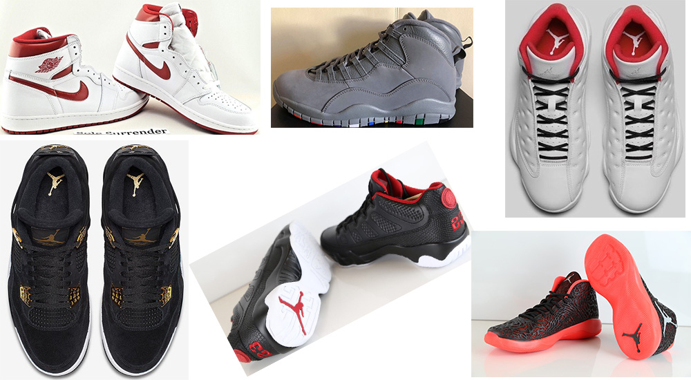 best recommended air jordan shoes