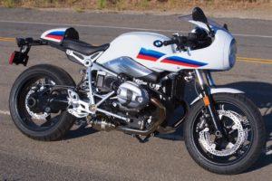 BMW R NineT Racer sport bike