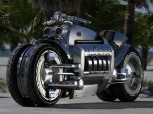 Dodge Tomahawk sports bike