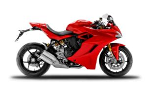 Ducati SuperSport bike