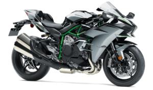 Kawasaki Ninja H2R sports bike