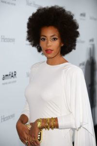 afro Hairstyle for ladies