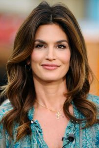 cindy crawford Hairstyle for ladies