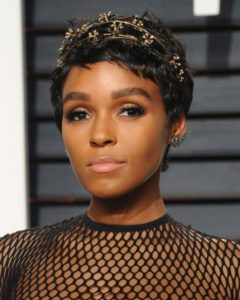 janelle monae Hairstyle for ladies