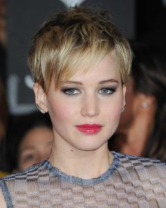 jennifer lawrence Hairstyle for ladies