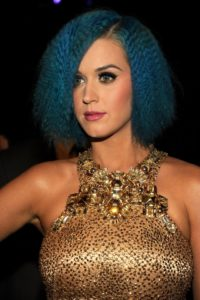 katy perry crimped hair Hairstyle for ladies