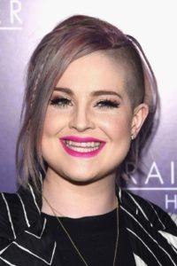 kelly osbourne severe undercut Hairstyle for ladies
