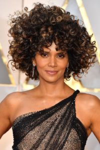 natural curls Hairstyle for ladies