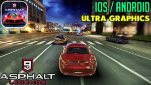 Asphalt 9 - Legends android racing game