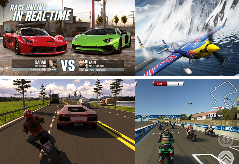 Best Android Racing Games