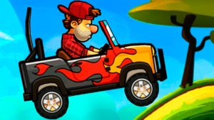Hill Climb Racing 2 android game