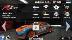 Real Drift Car Racing android game