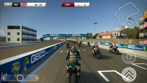 SBK 16 bike racing android game