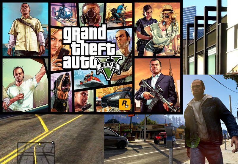 Download Setup Latest Grand Theft Auto V Game