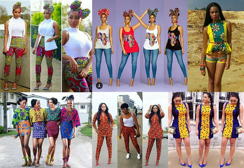 Trending Ankara Fashion Styles For Ladies
