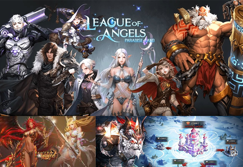 Download League Of Angels 2 And 3