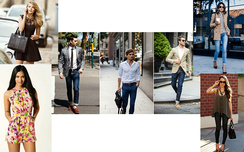 first date fashion style tips for guys and ladies