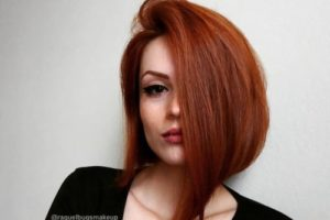 shoulder length bob hairstyle