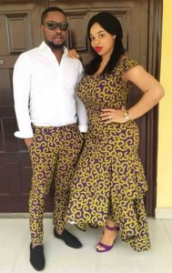 simple ankara styles for mature lovers