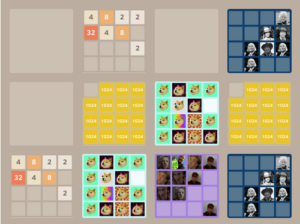 2048 - best puzzle game for android