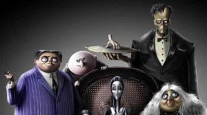 Addams family - 2019 animation movies and beyond