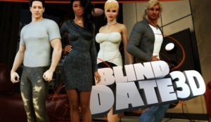 Blind Date 3D apk game - best android love date sim game