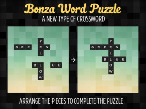 Bonza Word Puzzle - best android puzzle game