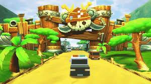 Cartoon Racer Car 3D - Best Cartoon racing game