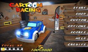 Cartoon Racing apk- Best Cartoon driving game
