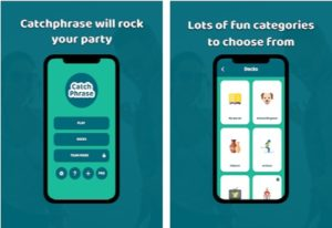Catchphrase - best christmas party game for android devices