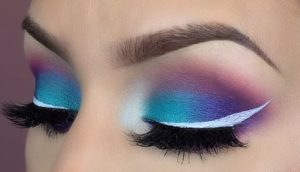 Complex Color Mix Eyeliner Makeup Style