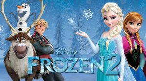 Frozen 2 - Disney 2019 animation movies and beyond