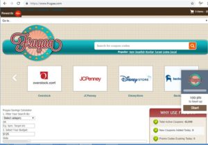 Frugaa - latest promo deals and cashback site