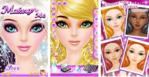 Make-Up Me - Best makeup game for android