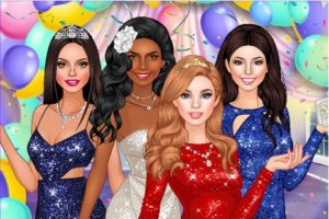 Prom Night Dress Up and Make Up girl apk game