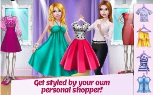 Shopping Mall Girl - fashion and dress style android game