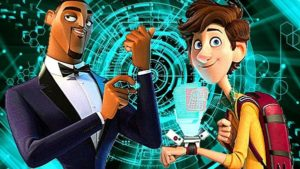 Spies in Disguise - best 2019 3D animated spy comedy movie