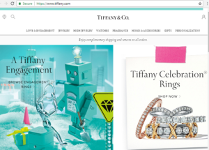 Tiffany and co best jewelry fashion designer company worldwide