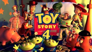Toy Story 4 - most anticipated 2019 animation movie
