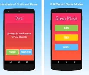 Truth or Dare - the most engaging party apk game