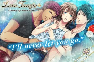 love tangle otome apk - best android love dating sim game