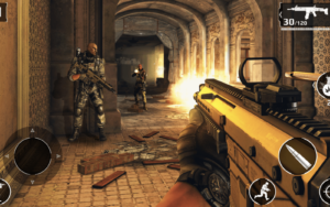 modern combat for android