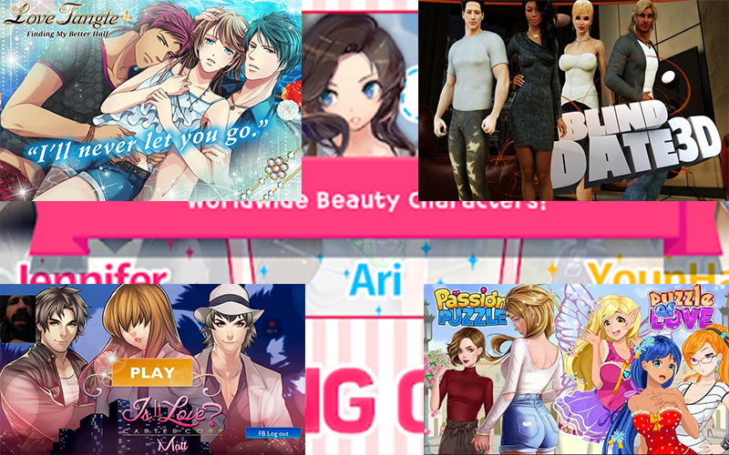 trending android dating simulation games