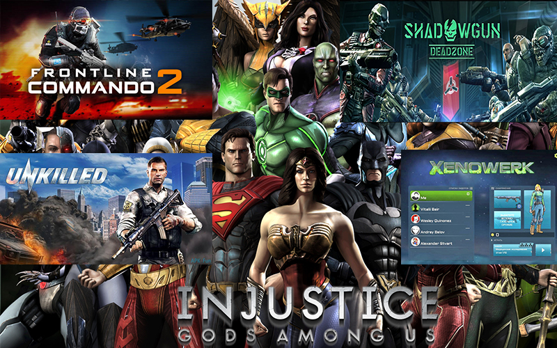 trending android epic games to download and play